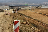 Diaľnica D1 pri Košiciach