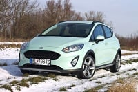 Ford Fiesta Active 1,0 EcoBoost