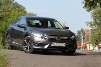Honda Civic Sedan 1,6 i-DTEC