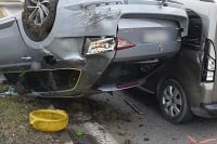 Nehoda Žilina - hromadná