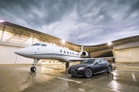 Lexus Melbourne Jet Base