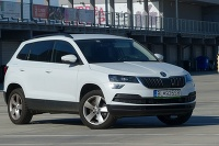 Škoda Karoq 1,6 TDI Ambiente