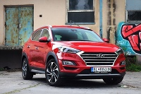 Hyundai Tucson 2,0 CRDi 8AT Premium