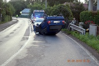Nehoda Hažín nad Cirochou