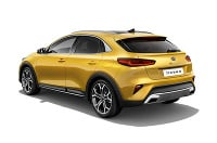 Kia XCeed official
