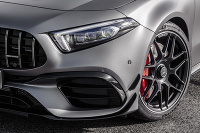 Mercedes-AMG A45 a CLA45 plus M139