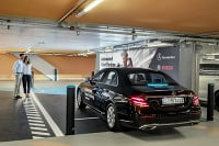 Daimler Automated Valet Parking