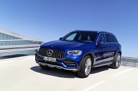 Mercedes AMG GLC 43 Coupe a SUV 2019