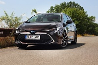 Toyota Corolla 2,0 Hybrid Touring Sports