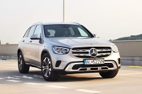 Mercedes GLC 300d 4MATIC