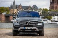 Mercedes GLE 350 de a GLC 300e