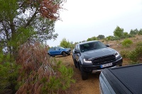 Ford Ranger Raptor a Focus ST
