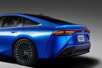 Toyota Mirai Concept Tokyo 2020