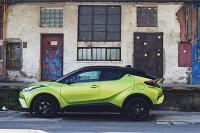 Toyota C-HR Neon Lime Hybrid