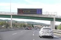 SEAT auto komunikuje so semaformi