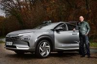 Hyundai Nexo - rekord na vodík