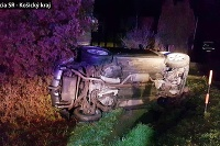Nehoda Lesné