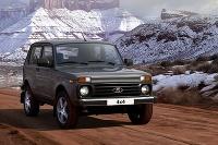 Lada 4x4 facelift 2020
