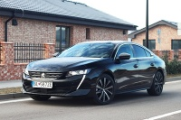 Peugeot 508 GT Line 2,0 Blue HDI