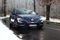 Renault Talisman 2,0 dCi EDC Initiale Paris