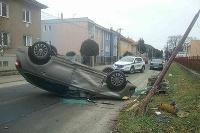 Nehoda v Novom Meste