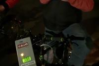 Cyklisti s alkoholom za