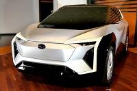 Novinky od Subaru