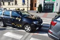 Taxikár narazil a nafúkal