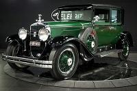 Al Caponeho Cadillac ide znova do dražby, chystajte milión!