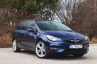 Opel Astra Sports Tourer 1,5 CDTi 9AT