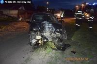 Nehoda Kapušianske Kľačany