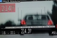 Fabia 214 km h