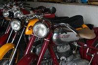 Zberateľ motocyklov z Veľkých