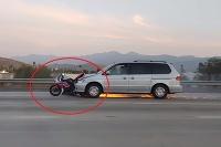 Motorka ako dôkaz