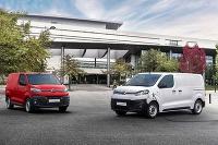 Peugeot, Citroen a Opel predstavili elektrické dodávky a veľké MPV