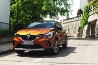 Renault Captur 1,3 TCe EDC
