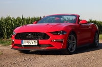 Ford Mustang 5,0 V8 Convertible