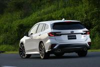 Nové Subaru Levorg