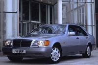 Mercedes W140 s W18 motorom