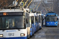 Trolejbus v Moskve