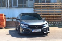 Honda Civic 1,0 VTEC Turbo Sport
