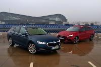 Škoda Octavia vs. Hyundai i30