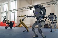 Boston Dynamics: Do you love me?