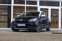 Toyota Yaris 1,5 Dynamic Force W-CVT