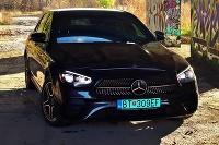 Mercedes Triedy E 300de 4MATIC