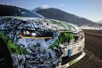 Škoda Fabia Covered