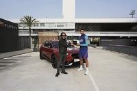 Cupra odovzdala autá hráčom Barcelony