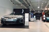 Mooncity e-mobility store Aupark BA