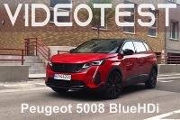 VIDEOTEST: Peugeot 5008 BlueHDi