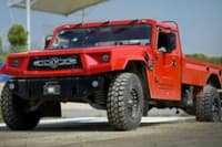 Dongfeng Fearless M50